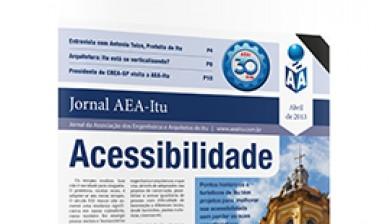 Jornal dos Engenheiros e Arquitetos de Itu