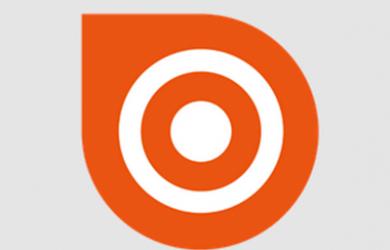 Logo do Issuu, plataforma de revistas digitais