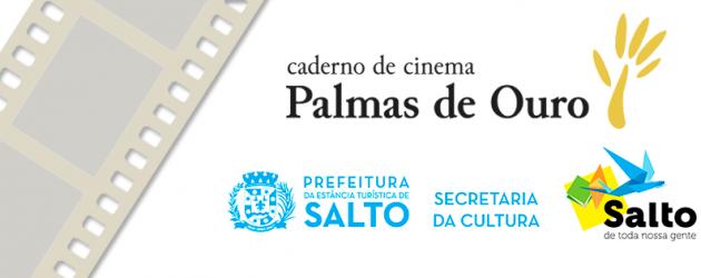 Caderno de cinema Palmas de Ouro